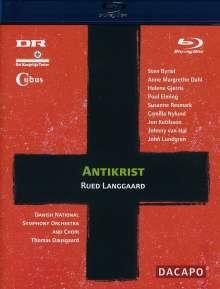 Rued Langgaard (1893-1952): Antichrist, Blu-ray Disc