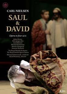 Carl Nielsen (1865-1931): Saul & David, DVD
