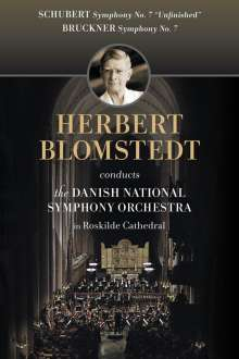 Herbert Blomstedt conducts the Danish National Symphony Orchestra, DVD