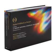 Ludwig van Beethoven (1770-1827): Symphonien Nr.1-9, 6 DVDs