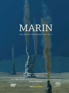 Axel Borup-Jörgensen (1924-2012): Marin op.60, 2 SACDs