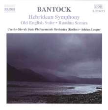 Granville Bantock (1868-1946): Hebridean Symphony, CD