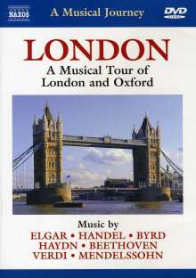 A Musical Journey - London, DVD
