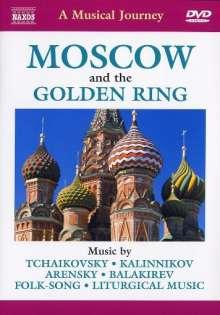 A Musical Journey - Moskau, DVD