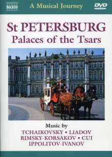 A Musical Journey - St.Petersburg, DVD