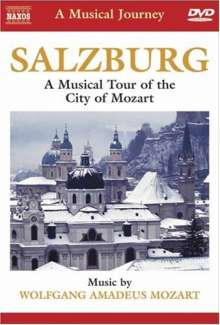 A Musical Journey - Salzburg, DVD