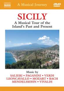 A Musical Journey - Sicily, DVD