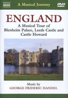 A Musical Journey - England, DVD