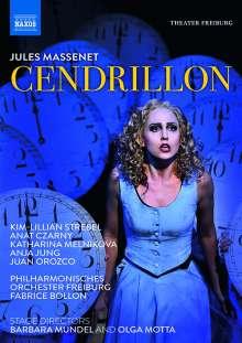 Jules Massenet (1842-1912): Cendrillon, DVD