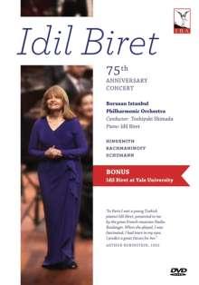 Idil Biret - 75th Anniversary Concert, DVD