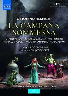 Ottorino Respighi (1879-1936): La Campana Sommersa, DVD