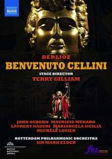 Hector Berlioz (1803-1869): Benvenuto Cellini, DVD