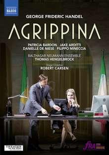 Georg Friedrich Händel (1685-1759): Agrippina, 2 DVDs