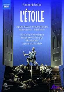 Emmanuel Chabrier (1841-1894): L'Etoile, DVD