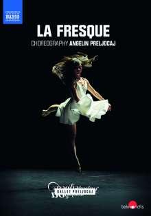 Angelin Preljocaj - La Fresque, DVD