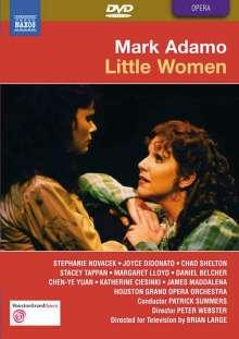 Mark Adamo (geb. 1962): Little Women, DVD