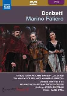 Gaetano Donizetti (1797-1848): Marino Faliero, 2 DVDs