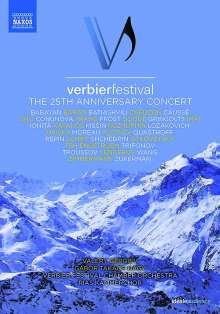 Verbier Festival - The 25th Anniversary Concert, DVD