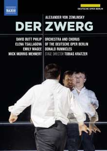 Alexander von Zemlinsky (1871-1942): Der Zwerg, DVD