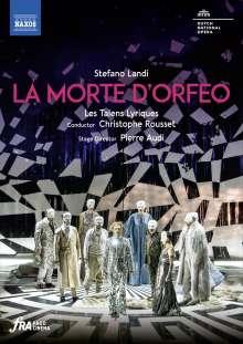 Stefano Landi (1587-1639): La Morte d'Orfeo, DVD