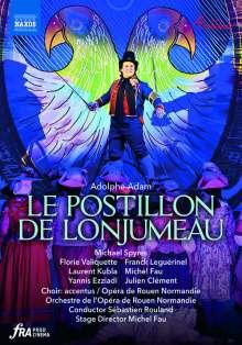 Adolphe Adam (1803-1856): Le Postillon de Lonjumeau, DVD