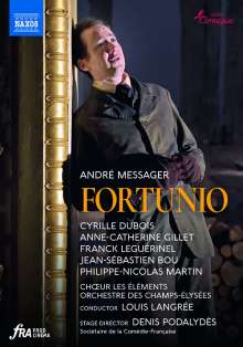 Andre Messager (1853-1929): Fortunio, DVD