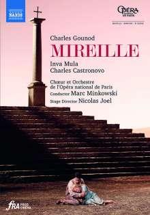 Charles Gounod (1818-1893): Mireille, 2 DVDs