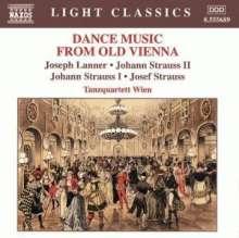 Tanzquartett Wien - Dance Music from Old Vienna, CD