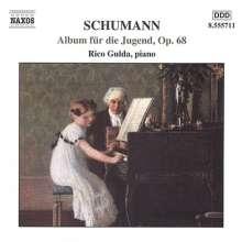 Robert Schumann (1810-1856): Album für die Jugend op.68 Nr.1-43, CD
