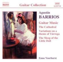 Agustin Barrios (1885-1944): Gitarrenwerke Vol.2, CD