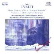 Geirr Tveitt (1908-1981): Klavierkonzert Nr.4, CD