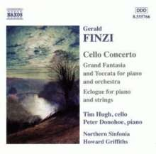 Gerald Finzi (1901-1956): Cellokonzert op.40, CD