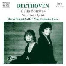 Ludwig van Beethoven (1770-1827): Cellosonate Nr.3 A-dur op.69, CD