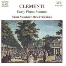 Muzio Clementi (1752-1832): Klaviersonaten Vol.1, CD
