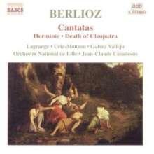 Hector Berlioz (1803-1869): Kantaten, CD