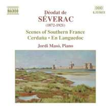 Deodat de Severac (1873-1921): Klavierwerke Vol.1, CD