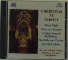 Trinity Choir: Christmas At Trinity, CD