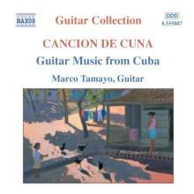 Marco Tamayo - Cancion de Cuna, CD