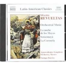 Silvestre Revueltas (1899-1940): Die Nacht der Mayas, CD
