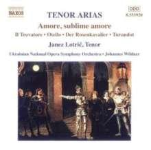 Janez Lotric singt Tenor-Arien, CD
