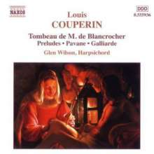 Louis Couperin (1626-1661): Cembalowerke, CD