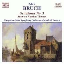 Max Bruch (1838-1920): Symphonie Nr.3 op.51, CD