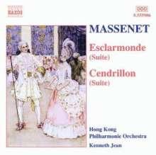 Jules Massenet (1842-1912): Suite Nr.1, CD