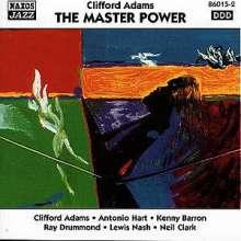 Clifford Adams: The Master Power, CD
