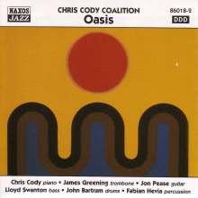 Chris Cody: Oasis, CD