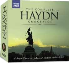 Joseph Haydn (1732-1809): Sämtliche Konzerte, 6 CDs