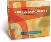 Arnold Schönberg (1874-1951): The Works of Arnold Schönberg Vol.2, 6 CDs