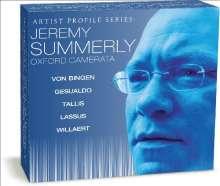 Jeremy Summerly & Oxford Camerata, 6 CDs
