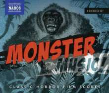 Monster Music! - Classic Horror Film Scores, 6 CDs