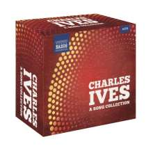 Charles Ives (1874-1954): Sämtliche Lieder, 6 CDs
